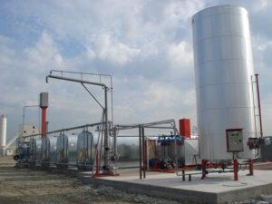 Rezervoare stocare bitum 1